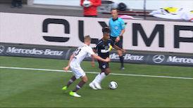 1. Halbzeit: VfB Stuttgart - FC St. Pauli