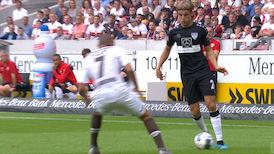Highlights: VfB Stuttgart - FC St. Pauli