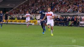 2. Halbzeit: VfB Stuttgart - VfL Bochum