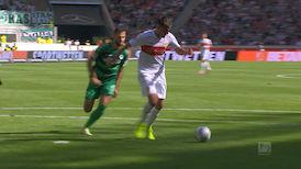 Highlights: VfB Stuttgart - Greuther Fürth