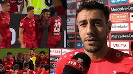 VfB Stürmer Hamadi Al Ghaddioui im Interview