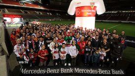 Das Mercedes-Benz Bank Kabinenfest 2019
