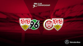 Highlights VfB eSports: VfB Stuttgart - Hannover 96