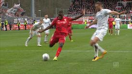 Highlights: Sandhausen - VfB Stuttgart