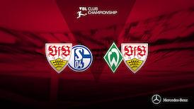 Highlights VfB eSports: VfB Stuttgart - FC Schalke 04
