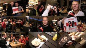 Holger Badstuber auf VfB Weihnachtsfeier-Mission