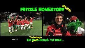 KICK Fritzle Homestory SPEZIAL mit Mario Gomez