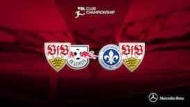 Highlights VfB eSports: VfB Stuttgart - RB Leipzig