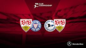 Highlights VfB eSports: Arminia Bielefeld - VfB Stuttgart