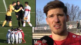 Die VfB Generalprobe gegen Dynamo Dresden