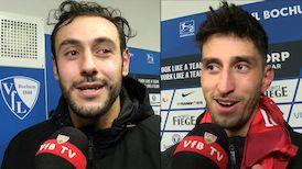 Die Interviews nach dem Auswärtsspiel in Bochum