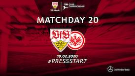 Highlights VfB eSports: VfB Stuttgart - Eintracht Frankfurt