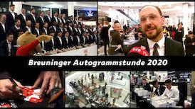 Autogrammstunde beim VfB Partner Breuninger