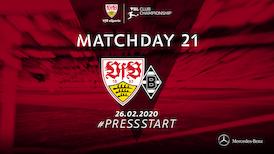 Highlights VfB eSports: VfB Stuttgart - Borussia M'gladbach
