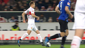 Highlights: VfB Stuttgart - Bielefeld