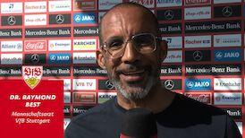 VfB Mannschaftsarzt PD Dr. med. habil. Raymond Best