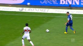 Highlights: Karlsruhe - VfB Stuttgart