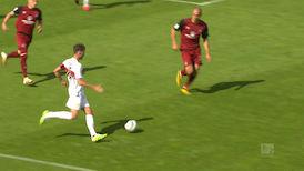 2. Halbzeit: Nürnberg - VfB Stuttgart