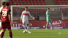 Highlights: Nürnberg - VfB Stuttgart