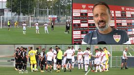 VfB Cheftrainer Pellegrino Matarazzo