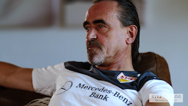 VfB KITZ VLOG by Mercedes-Benz Bank   Folge 2: Günther Schäfer