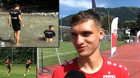 VfB TV Premiere: Mateo Klimowicz