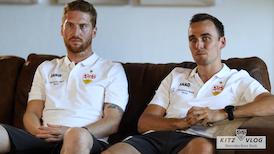 VfB KITZ VLOG by Mercedes-Benz Bank   Folge 5: Marcus Fregin & Emiel Schulze