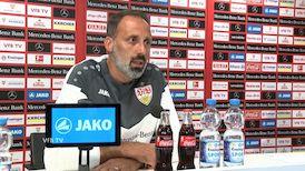 Die Video-PK vor dem DFB-Pokalspiel bei Hansa Rostock