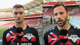 Die VfB Interviews nach dem Heim-Derby gegen Freiburg