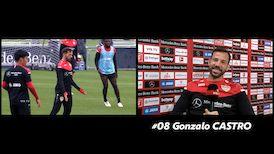 Gonzalo Castro - der Kapitän im Interview