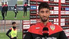 VfB Defensiv-Allrounder Atakan Karazor