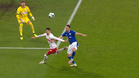 1. Halbzeit: FC Schalke 04 - VfB Stuttgart