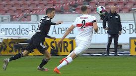 2. Halbzeit: VfB Stuttgart - FC Bayern München