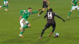 1. Halbzeit: SV Werder Bremen - VfB Stuttgart