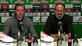 Pressekonferenzen: SV Werder Bremen - VfB Stuttgart