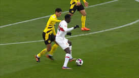 Highlights: Dortmund - VfB Stuttgart
