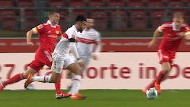 2. Halbzeit: VfB Stuttgart - Union Berlin