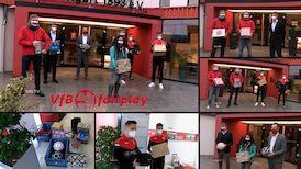 VfBfairplay Weihnachtsaktion