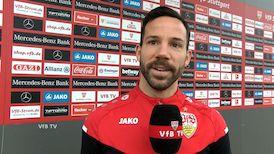 VfB Kapitän Gonzalo Castro