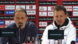 Pressekonferenzen: VfB Stuttgart - RB Leipzig