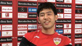 VfB Dauer(b)renner Wataru Endo