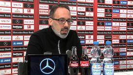 Die Video-PK vor dem Auswärtsspiel beim FC Augsburg