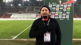 Sven Mislintat zum Auswärtsspiel in Augsburg