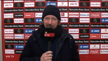 VfB Sportdirektor Sven Mislintat