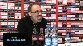 Die Video-PK vor dem Spiel bei Arminia Bielefeld