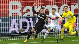 Highlights: Bayer 04 Leverkusen - VfB Stuttgart