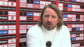 Im Interview: Sportdirektor Sven Mislintat