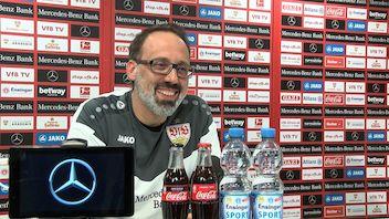 Die Video-PK vor dem Heimspiel gegen den FC Schalke 04
