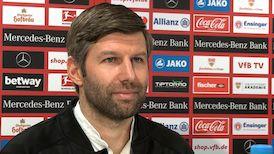 Pressekonferenz: Thomas Hitzlsperger