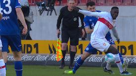 2. Halbzeit: VfB Stuttgart - FC Schalke 04